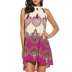 Leo Rosi Darcy Dress  Pink - Medium